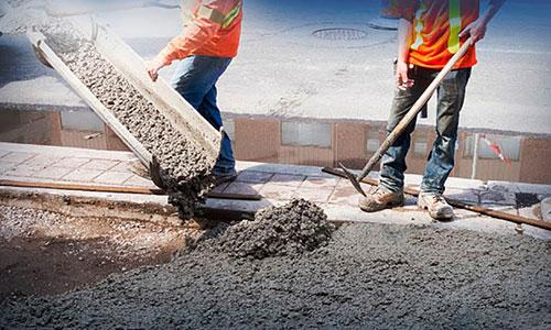 Бетон цена за куб для фундамента купить раствор цементный в перми