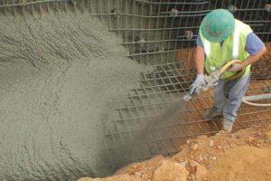 Тощий бетон Истра